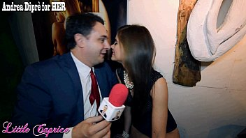 little caprice gives a blowjob lesson youijiiz for andrea dipre