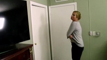 naked young ladies son blackmails mom pov