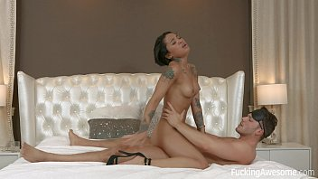 fucking awesome - escort honey gold angela white nude pleases her client