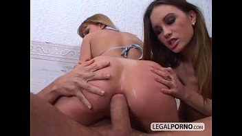 two young chicks fucked in the ass by ckxgril a big cock gb-6-04