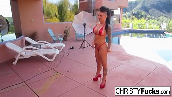 sexy christy porno doiki mack shows off her hot body in this compilation
