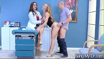 dirty mind docotor seduce and bang hard pourn sex a sluty patient kendra lust and nicole aniston movie-14