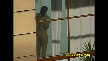 a girl washes in fucking videos download the shower and we see her through the window