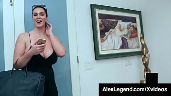 women forced to fuck big boobed brunette alison tyler dicked by fat cock legend