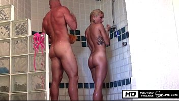 kissa sins gets fucked by johnny www 9 taxi com sins in the shower in mexico