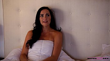 hot threesome with reddtube his stepmom