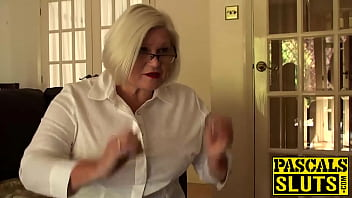sex therapist lacey star gets fucked twiggy tallant nude in her granny ass