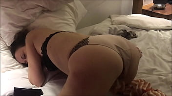 amoul just porn tv solo sexy o2 - a without t - night masturbation in my sexy satin lingerie