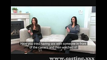 casting pole dancing girls fuck for pronhud fun in casting
