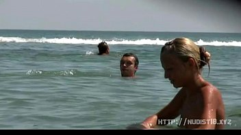 spying on naked playboy photoshoot videos teenagers on the nude public beach