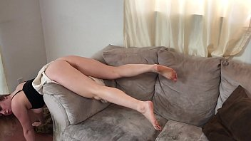 stepmom stuck over the couch gets good sex from stepson women masturbating men - erin electra