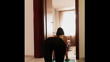 home isolating. he fuck me during my nude indonesian women yoga hour. creampie amateur