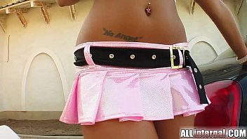 all internal hard and tanned chick filled up like a 3 vids dixie cup