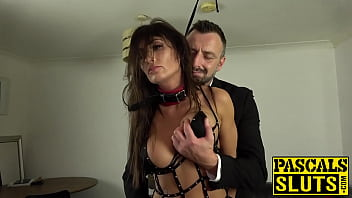 hot milf subslut gagged www pornorama and hammered by master pascal