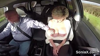 cheating british vtraxe milf gill ellis presents her enormous melons
