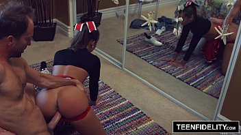 teenfidelity cute english sexy picture cheerleader liza rowe shakes her pom poms