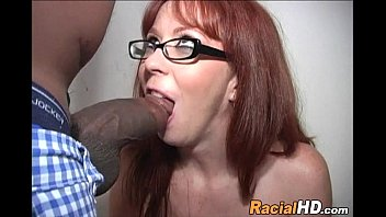 nerdy topless cowgirls redhead vs enormopenis