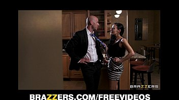 johnny sins gets his bday wish danii banks naked with two chicks at the same time