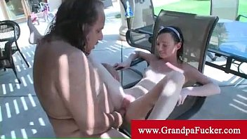 jenny pornmade anderson and ron jeremy outside
