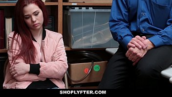shoplyfter - ls pussy teen cassidy michaels strip searched and fucked by creepy man