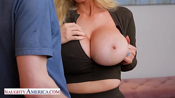 naughty america - sexy casca redwap akashova likes to fuck and suck on young cock