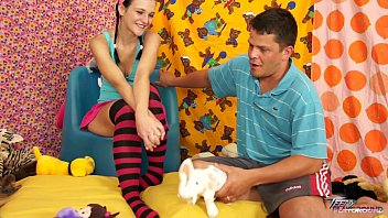 teenyplayground big lesson of oviposition hentai cum swallowing for cute babysitter