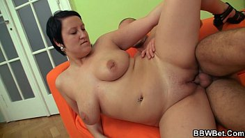 he picks up bbw and www red wab com bangs her fat cunt