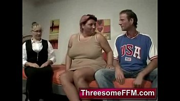 lucky guy sexo erotico fucking two busty german ladies hd by threesomeffm.com
