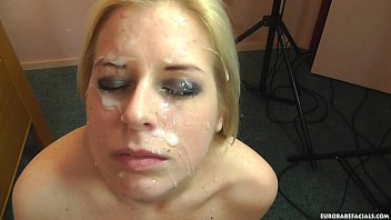 shy debutant used and redporm covered with cum
