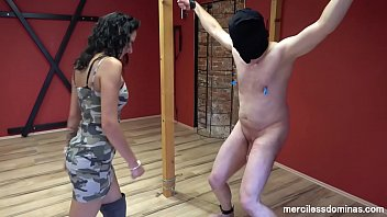 getreten - hidden camera sex scandal immobilized and ballbusted