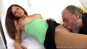 old goes young - sitting naked light skin black girls on the lap of older man