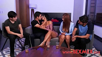 vika borja and gali diva - porntube dino boys play an erotic game of cards with sexy mommys
