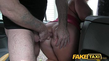 fake taxi bubbly blonde sucks xxxp dick in taxi