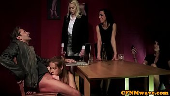 painful anal forced british femdoms cocksucking hacker in group