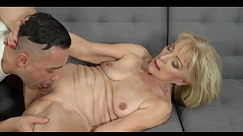 lusty grandmother naked country girls and son