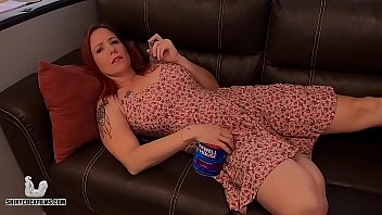 stoner mom truth or dare with sunny lieon com son - shiny cock films