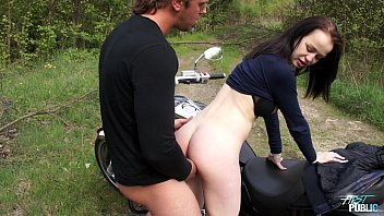 outdoors pussy drill sexmovies download for teen motorcycle rider
