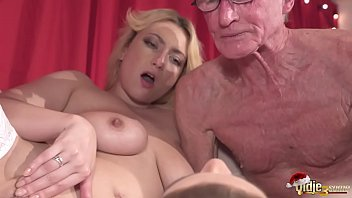 2.. fuck 2 old men and swallow their cum on pornbusters chirstmas day