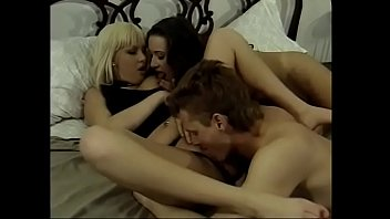 this two fine ladies suduction and playboy playmates nude kay london make a perfect team sucking and riding dude s cock