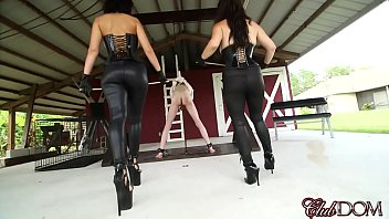 veronica youjiss cohen and kylie rogue caning 2