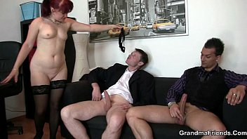 two lucky tiny asian nudes studs bang business woman