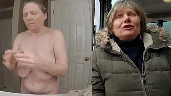 sexy fornsex grandma up close and personal