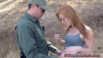 fake police uk and taxi woman filmaporno border hopping redhead loves cock
