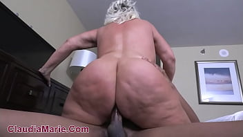 cellulite covered fat white ass fucked anal by lauren drain nude black bull