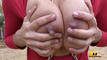 katerina hartlova naked in public place and sexbado get fun on swing