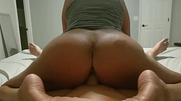 big ass milf rides reverse xhamsterone cowgirl and cums all over his hard cock