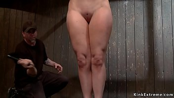 porho kiho gagged and clamped nipples sub whipped