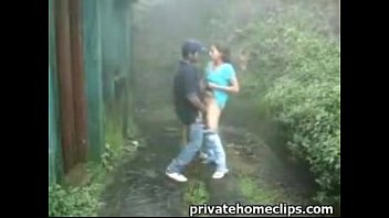couple take a hike and free pprn fuck outdoors