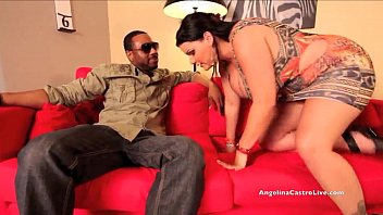 big titted www camdolls com angelina castro pounded hard by big black cock