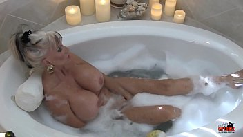 movies2days hot milf in bubble bath - sally d angelo